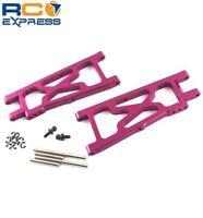 Hot Racing HPI Nitro MT2  Purple Aluminum Rear Arm Set NMT2056