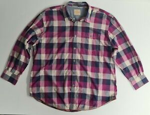 Tommy Bahama Mens Shirt Size XXL Three Quarter Length Sleeve