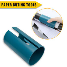 Wrapping Paper Cutter Tool Safer Easier Cuts Paper Roll Cutter Xmas Gift Tool UK