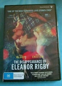 THE DISAPPEARANCE OF ELEANOR RIGBY DVD NEW SEALED Region 4