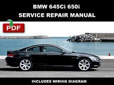 car truck service repair manuals for bmw ebay rh ebay com 2004 bmw 645ci service manual 2004 bmw 645ci service manual