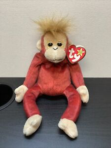 Ty Beanie Baby Plush Schweetheart Soft Toy Monkey Collectable Ape