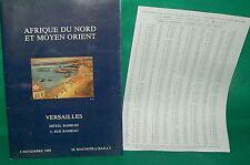 catalogue vente enchères VERSAILLES Tableaux modernes + liste prix de vente (14)