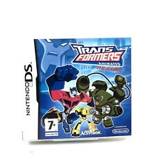 Nintendo DS Spiel • Transformers Animated - The Game • Guter Zustand