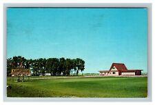 Fargo-Moorhead MN KOA Kampground Campground c1960 Postcard L14