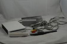 Nintendo Wii Konsole weiss & Wiimote & Kabel #1439
