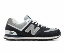 New Balance M574BGS Men 574 Core Classic Navy Blue Running Shoes Sneakers 7 Wide
