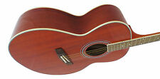 Acoustic Guitar Mahogany full size Jumbo pack 41inch hasguitar UK online giutars