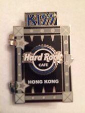 Hard Rock Cafe Pin KISS Door Series Hong Kong