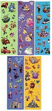 Disney WORLD Magic Kingdom Scrapbook Stickers 5 Sheets! Pinocchio Small World