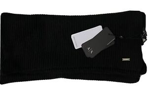 New Armani Exchange SOLID-color SCARF
