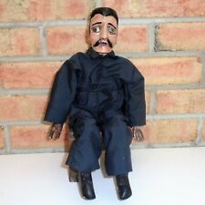 Vintage Guatemalan Maximon Figure with Chair