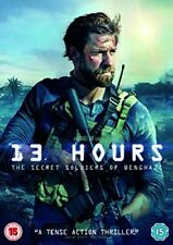 13 Hours DVD 2016 John Krasinski Pablo Schreiber James Badge Dale