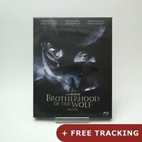 Brotherhood Of The Wolf .Blu-ray Limited Edition / Le pacte des loups