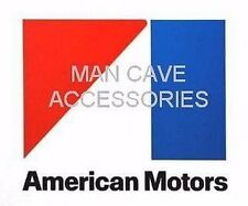 Vintage AMERICAN MOTORS AMC Vinyl Decal Sticker 6010