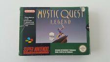 Mystic Quest legend en Français super nintendo