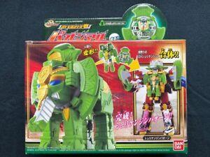 Bandai Power Rangers Shuriken Sentai Ninninger Otomonin Dino Paonmaru Elephant
