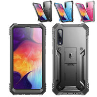 Samsung Galaxy A50 Case Poetic Rugged Shockproof Cover with Kick-stand