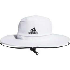 New adidas UPF Sun Hat White  -Pick  Size- IN STOCK FREE SHIPPING