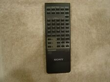 Sony RM-D706 CD Player Remote Control CDPC705, CDPC75ES, CDPC85, CDPC85ES