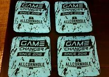 Game Changers - Light Blue 2nd Generation - Cornhole Bag Set of 4