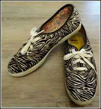 KEDS OPENING CEREMONY animal PONYHAIR leather SNEAKER shoe BUY3+ITEM= FREE POST