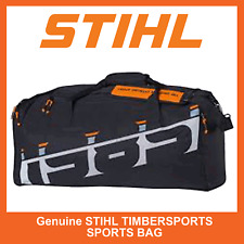 Genuine Stihl Timbersports Sports Bag