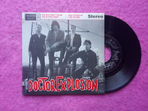 "7"" DOCTOR EXPLOSION - Bye bye sweet cream +3 - Thunderpussy TH001 - EP (NM/NM)"