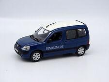 Norev Presse SB 1/43 - Peugeot Partner Gendarmerie