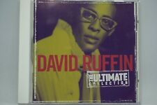 David Ruffin - The Ultimate Collection  CD Album