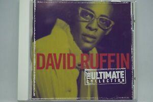 David Ruffin - The Ultimate Collection  CD Album