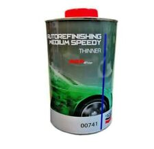 Diluente Acrilico Thinner Autorefinishing Medium Speedy Lechler 1000 ml