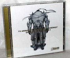 FULLMETAL ALCHEMIST ORIGINAL SOUNDTRACK VOL.1 AUDIO CD USATO VER JAP VBC 53289