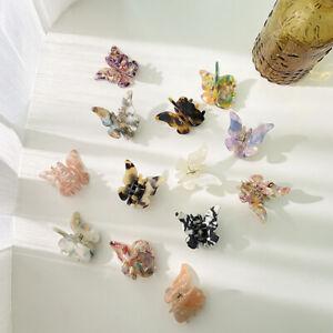 Butterfly Hair Clip Hair Claws Acetate Hairpin Hair Barrettes Hair Accessories