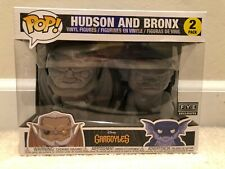 Funko Pop! Fye Exclusive Gargoyles Hudson And Bronx Stone F.Y.E. Excl Disney