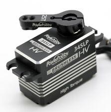 Powerhobby 345LP Low Profile High Torque Brushless Digital High Voltage Servo