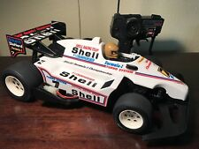 Vintage NIKKO F1 TURBO BANDIT In EXTREMELY RARE WHITE Colour RC Remote Control
