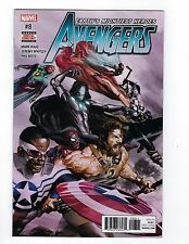 Earth's Mightiest Heroes the Avengers # 8 Regular Cover 1st Print NM Marvel