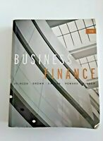 Business finance textbook (RMIT University) - Free Shipping