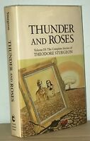 Theodore Sturgeon - Thunder and Roses - 1st 1st HCDJ - NR