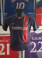 Maillot jersey trikot shirt maglia camiseta 2002 2003 PSG Paris 02 03 Ronaldinho