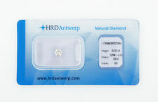 Brilliant Hrd Certified 0,32 Ct Stw + I Ecg 170003072165 Si1