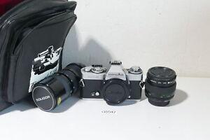 Minolta XD-5 mit 2 objektiv (G5547-R20)