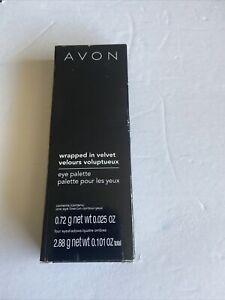 Avon Wrapped In Velvet Eye Palette Crushed Velvet