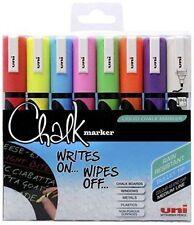 Black Craft Chalk Markers