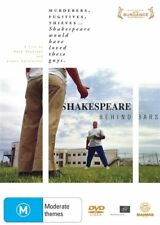 Shakespeare Behind Bars (DVD, 2006)-free postage