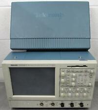 Tektronix TDS5054B-NV-AV Digital Phosphor Oscilloscope 500MHz 5GS/s