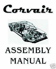 1963 Corvair Assembly Manual 63