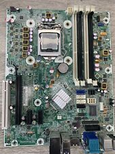HP Compaq Pro 6300 SFF Motherboard *TESTED* I5 CPU include