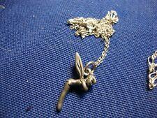 925 Sterling Silver Necklace Walt Disney Tinker Bell Estate